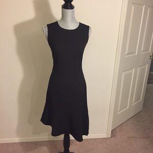 White House Black Market -  Black Dress  ~  NWT